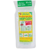 DROP CLOTH 10FT X 20FT 2MIL