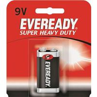 BATT HVYD 9V SUPR HD EVEREADY