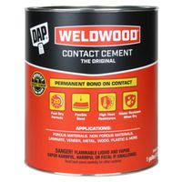 Dap 00273 Weldwood Contact Cement