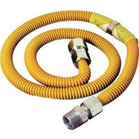 Brass Craft CSSC21-48 Gas Appliance Connectors