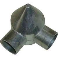 spsfence HD42042RP 2-Way Bullet Cap