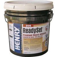 WW Henry FP0RSET063 Readyset Mastic Adhesive