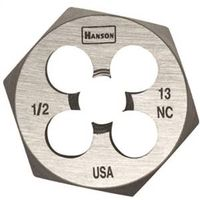 Hanson 6848 Machine Screw Hexagonal Die