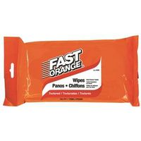 Permatex Fast Orange Pre-Moistened Hand Wipes