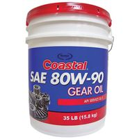 Coastal GL-5 Gear Oil