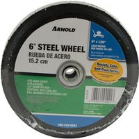 Arnold 490-320-0003 Ribbed Tread Wheel