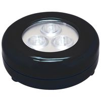 LIGHT UTILITY 3-LIGHT LED BLK