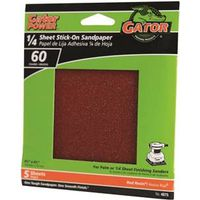 Gator 4075 Stick-On Resin Bonded Power Sanding Sheet