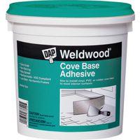 Dap 25053 Weldwood Cove Base Adhesive