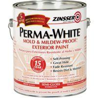 Zinsser 03131 Perma White Exterior Paint
