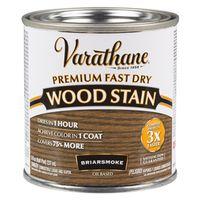 STAIN WOOD INT BRIARSMOKE 1/2P