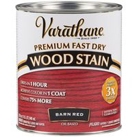 STAIN WOOD INT BARN RED QT