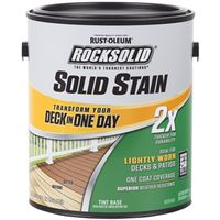 STAIN SOLID TINT BASE 1G