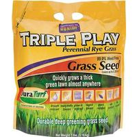 SEED GRASS RYE TRIPLE PLAY 7LB