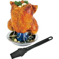 GrillPro 41333 Chicken Roaster