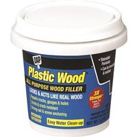 DAP Plastic Wood Latex Based Carpenter's Wood Filler