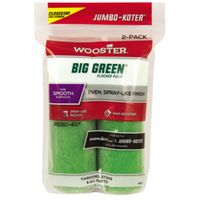 Wooster JUMBO-KOTER BIG GREEN Paint Roller Cover