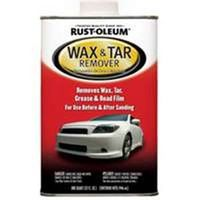 Rustoleum 251475 Wax and Tar Remover