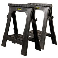 SAWHORSE FOLDING 2PC PLASTIC