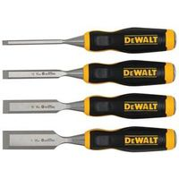 CHISEL WOOD SET 4 PC