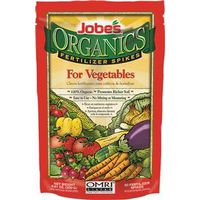 Jobes 6028 Organic Fertilizer Spike