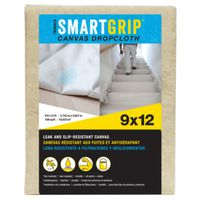 DROPCLOTH CANVAS SLPRST 9X12FT