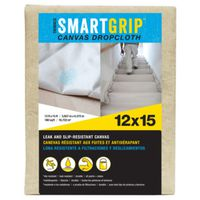DROPCLOTH CANVS SLPRST 12X15FT