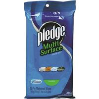 SC Johnson 21462 Pledge Cleaning Wipes