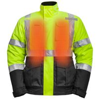 JACKET HI-VIZ MEDIUM