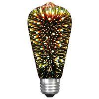 BULB LED ST19 CLR PRISM