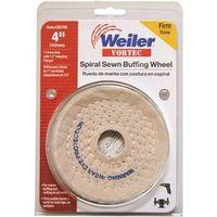 Weiler 36700 Spiral Sewn Buffing Wheel