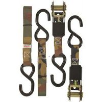 Keeper 03720 Non-Marring Clamshell Ratchet Tie Down