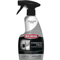 CLEANER S/STEEL SPRAY 12OZ