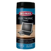 WIPE CLEANING ELECTRONICS