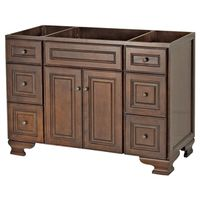 Foremost Hawthorne HANA4821D Traditional Bathroom Vanity