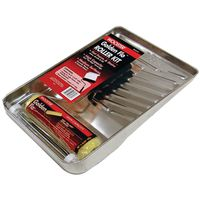 Wooster R914-9 Golden Flo Paint Roller And Tray Sets
