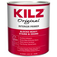 Kilz Original Interior Low VOC Primer Sealer