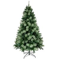 TREE PINE PRELIT CLR 4.5FT