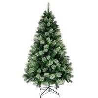 TREE PINE PRELIT CLR 7.5FT