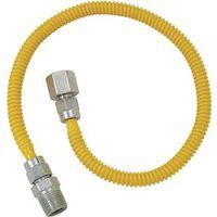 Brass Craft CSSL54-60 Gas Appliance Connectors
