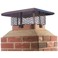 HY-C SC Adjustable Small Multi-Fit Chimney Cap