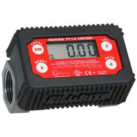 METER IN-LINE DIGITAL ALUM 1IN