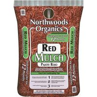 MULCH RED 2 CUBIC FEET