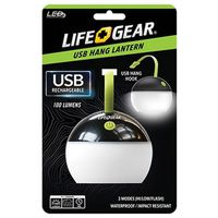LANTERN USB RECHARGEABLE 100L
