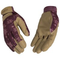 GLOVES SYNTHETIC BUR WOMENS L