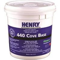 WW Henry 440-044 Cove Base Adhesive