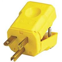 Leviton 021-05456-0PB Electric Plug
