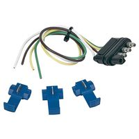 Hopkins 48105 4-Wire Flat Wiring Kit