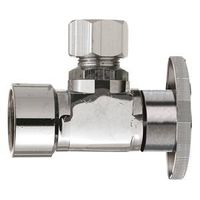 Plumb Pak PP50PCLF 1/4 Turn Angle Shut-Off Valve