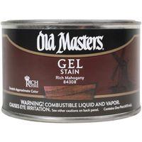 Old Masters 84308 Oil Based Gel Stain